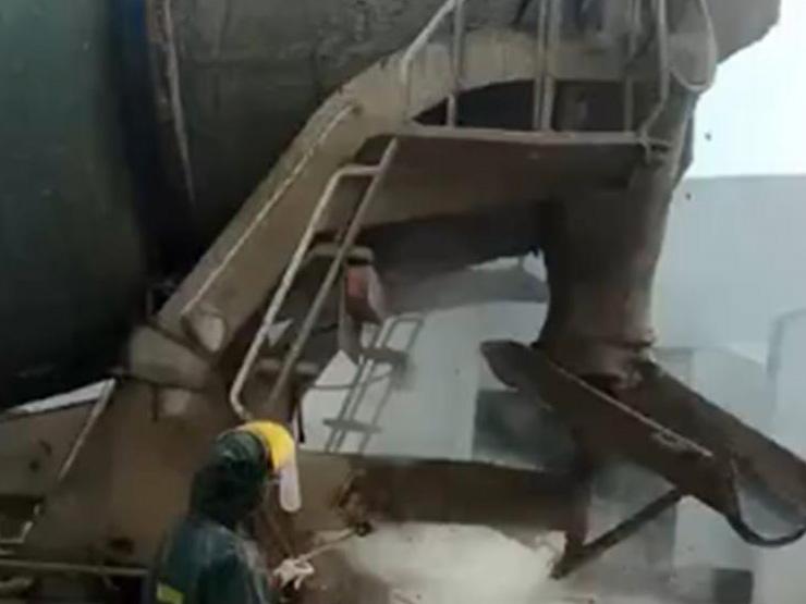 水泥罐车有效清洗就选择工业高压清洗机