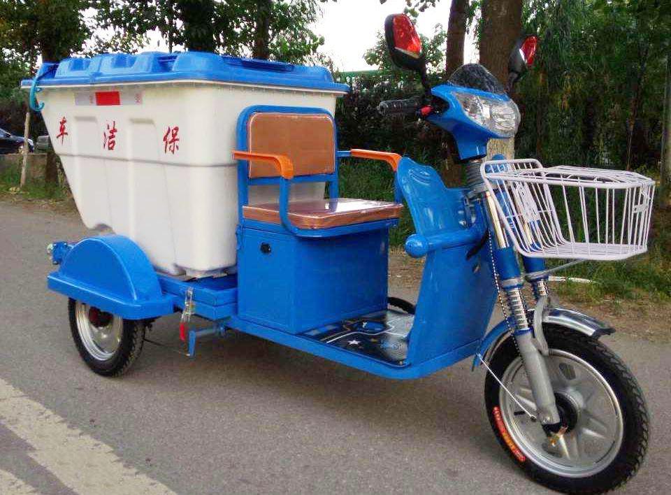 电动三轮保洁车驾驶安全