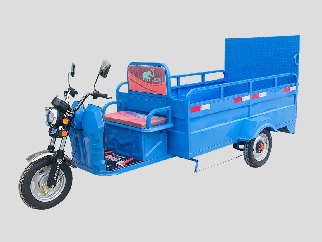夏季电动垃圾环卫车需要做好避暑工作