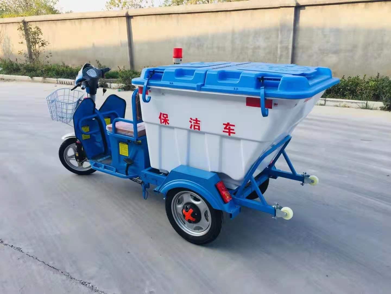 电动保洁车的定期检测及保养项目